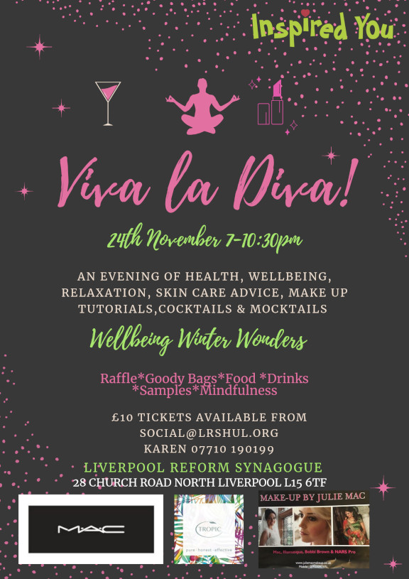 Viva la Diva @ Liverpool Reform Synagogue